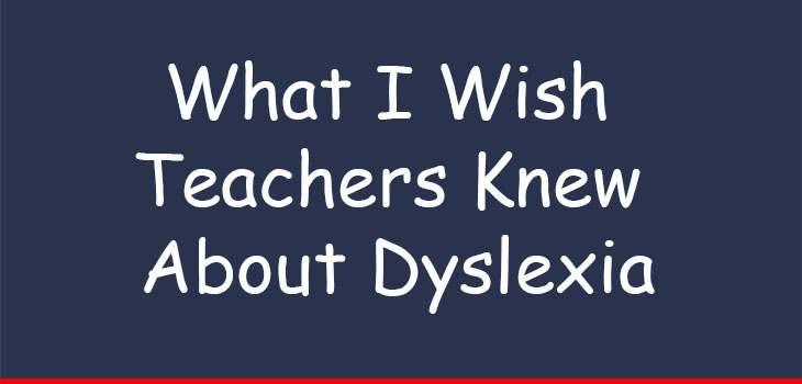 Dyslexia Parent Advice & Tutor Help
