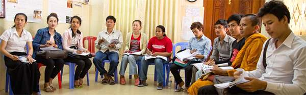 Learning English Phnom Penh, Private Education Cambodia