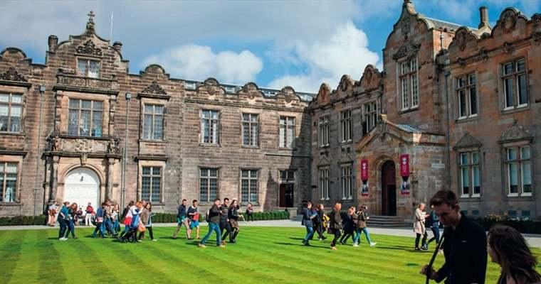 Image of top UK University