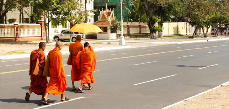 What Is The Best Time To Move To Phnom Penh?